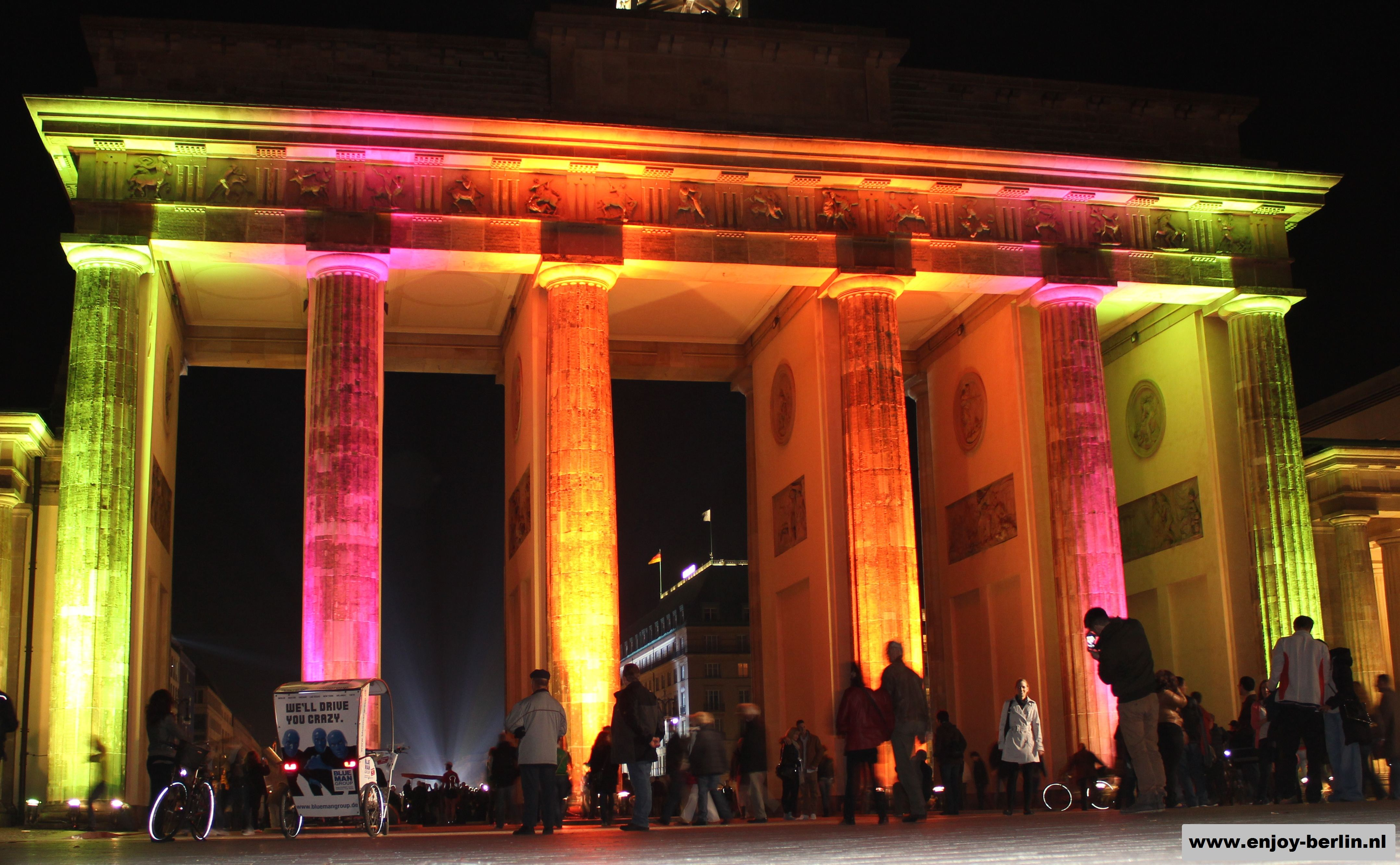 Brandenburger Tor Enjoy Berlin