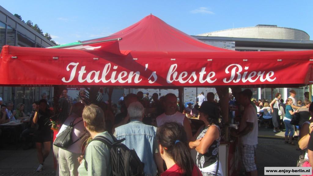 Internationaal Bier Festival Berlijn