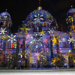 Het Festival of Lights 2017 in Berlijn