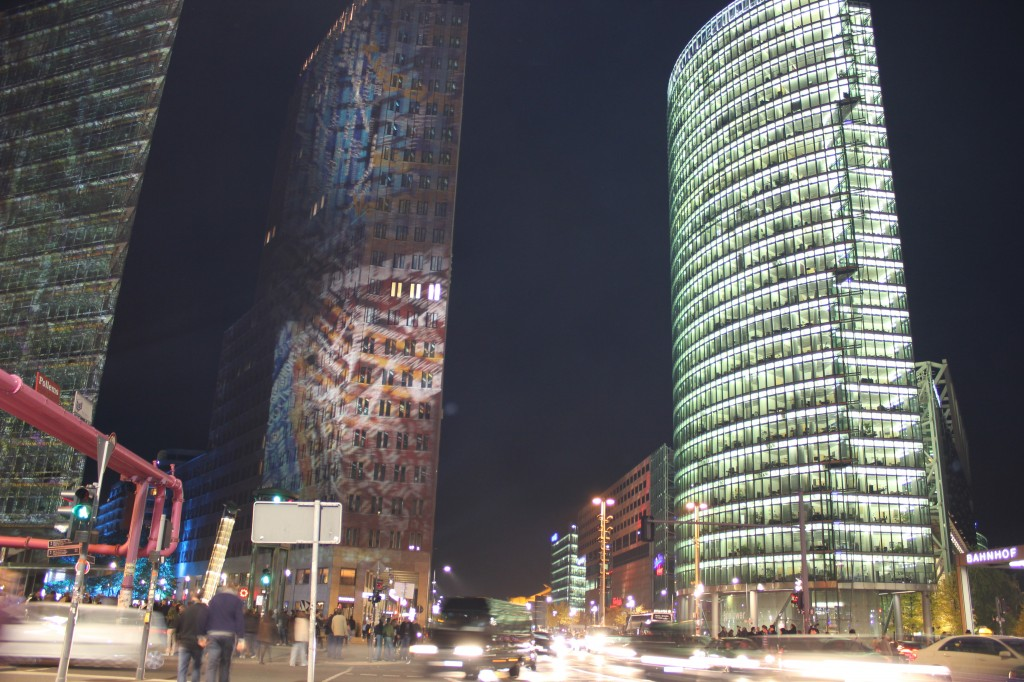 Potsdammer Platz Festival of Lights