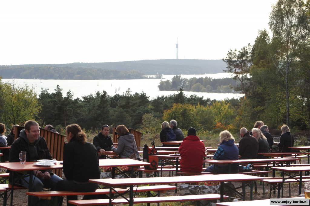 Biergarten at Havel