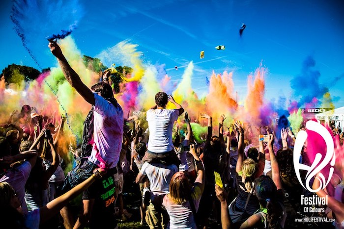 The Holi Festival 2013 in Berlin  BerlinEnjoy  Travelblog about