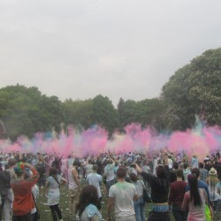 The Holi Festival of Colour in Berlijn: De review