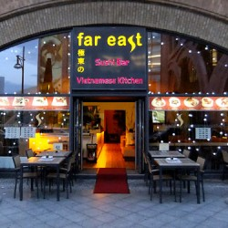Sushi Bar in Berlin Mitte – Far East