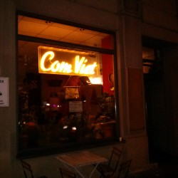 No-nonsense restaurant in Mitte: ComViet