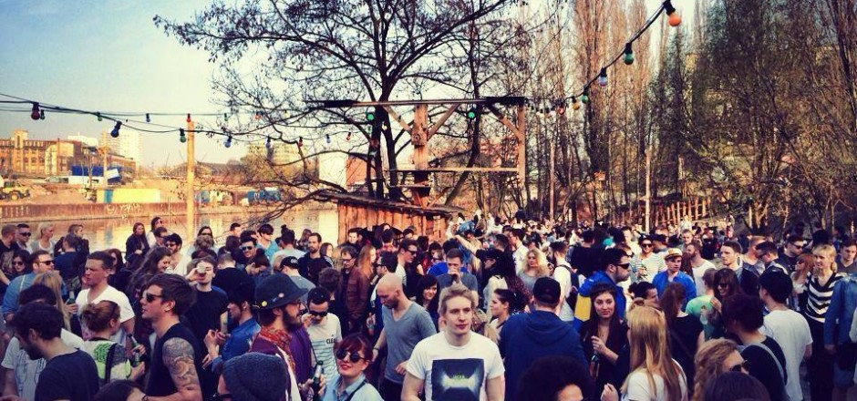 De beste open-air locaties in Berlijn in 2017
