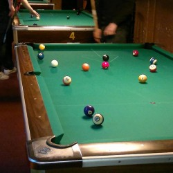 Billard-Bar in Berlijn: Köh