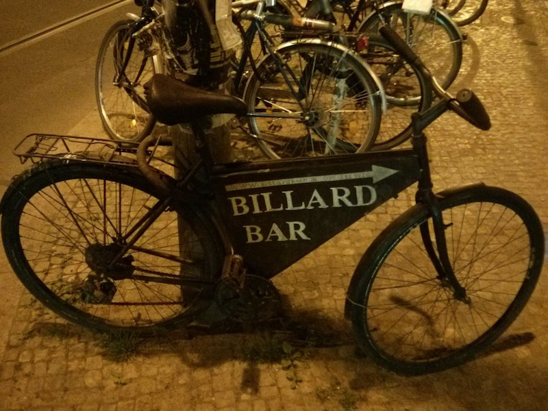 Billard Bar Berlin