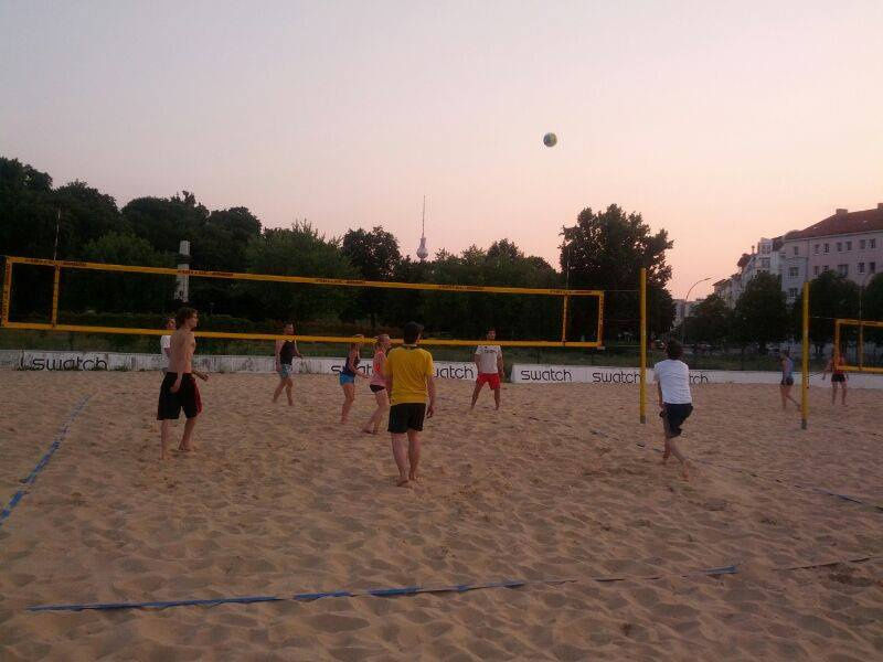 Beachvolleybal Berlin