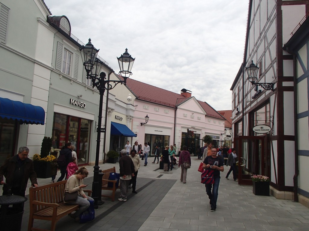 Outlet Spandau