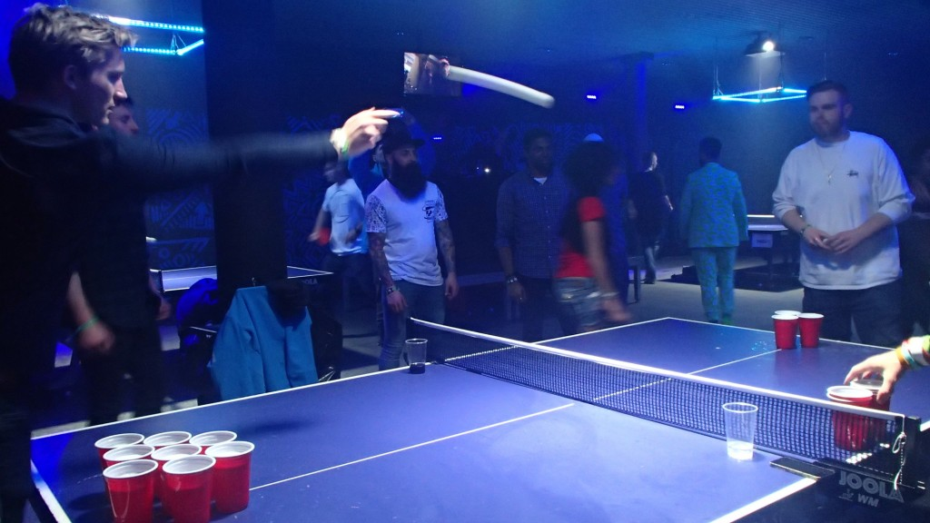 Beerpong Competition (© Enjoy-Berlin.nl)