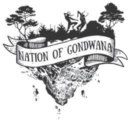Logo Nations of Gondwana
