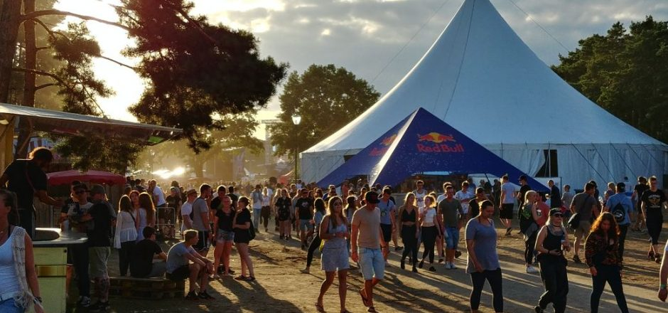 Helene Beach Festival 2017: Review + Tips