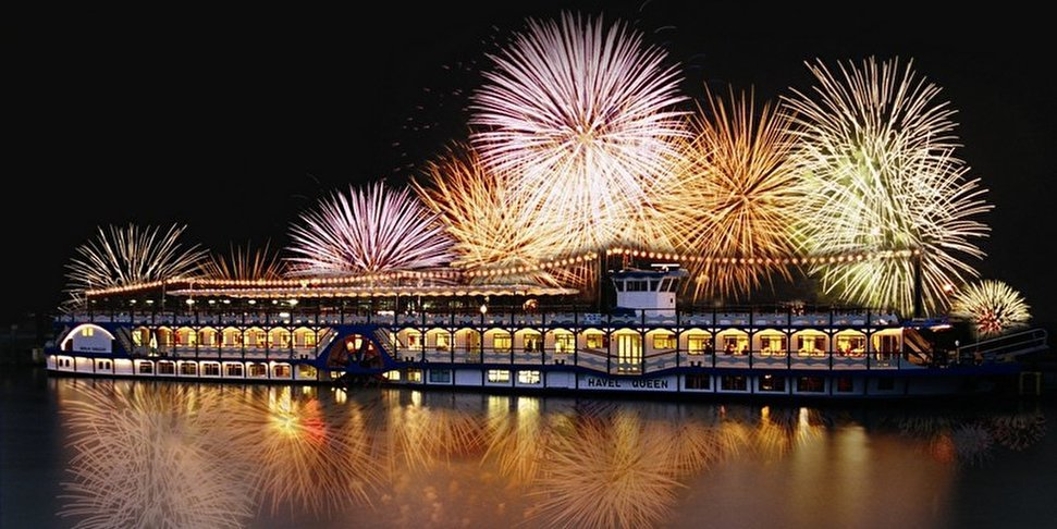 New Years Eve on the Spree